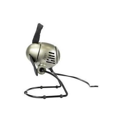 Vornado lucht circulator: Zippi - Zilver