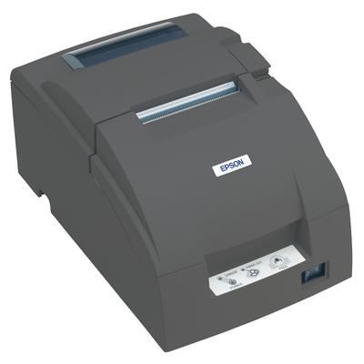 Epson pos bonprinter: TM-U220B (057BE) - Zwart
