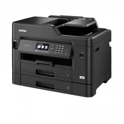 Brother multifunctional: MFC-J5730DW - Zwart