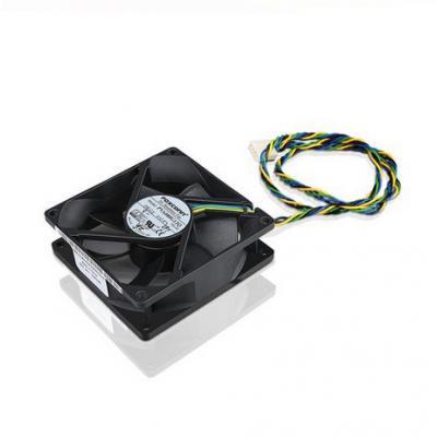 Lenovo ThinkStation Front System Fan Kit for 25L Tower Hardware koeling - Zwart
