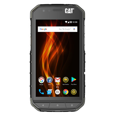 CAT smartphone: S31 - Zwart 16GB