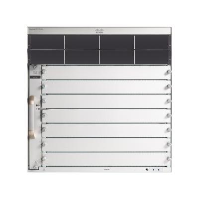 Cisco Catalyst 9400 Series 7 slot chassis, Spare Netwerkchassis - Zilver