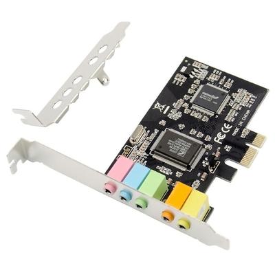 ProXtend PCIe 3D Stereo Sound Card Geluidskaart