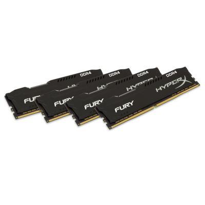 HyperX HX424C15FBK4/64 RAM-geheugen