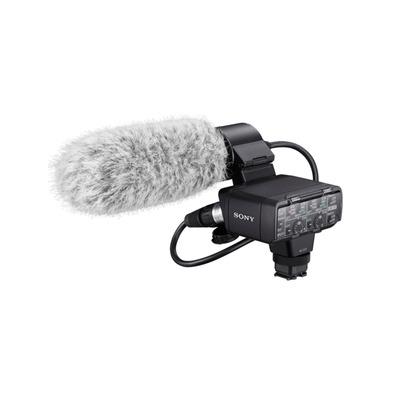 Sony microfoon accessoire: XLR-K2M - Zwart