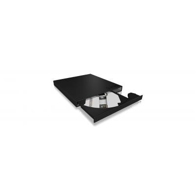 Icy box : IB-AC640a - Zwart