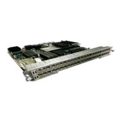 Cisco netwerk switch module: 6800 Series 48-Port 1 Gigabit SFP Fiber Ethernet Module with DFC4, Spare