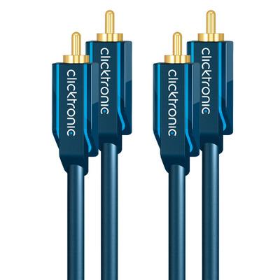 ClickTronic 70383 audio kabels