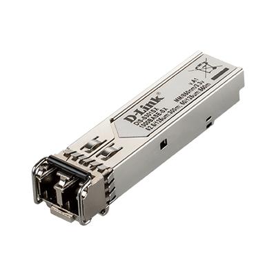 D-Link DIS‑S301SX Netwerk tranceiver module - Zilver