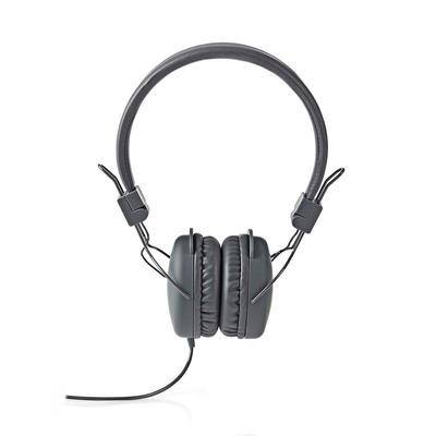 Nedis HPWD1100GY Headset - Grijs