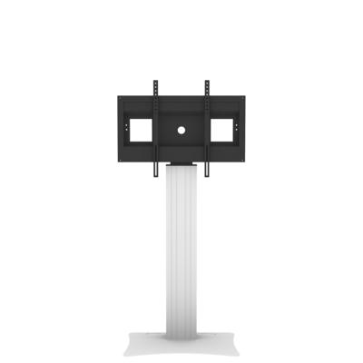 Conen Mounts SCETANHVP12 TV standaard - Zwart, Zilver, Wit