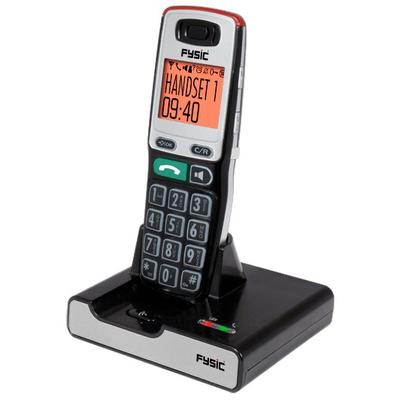 Fysic Big Button DECT Dect telefoon - Zwart