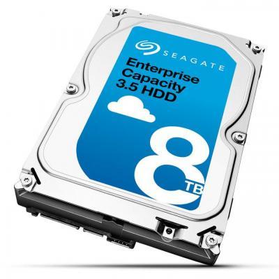 Seagate ST8000NM0115 interne harde schijf