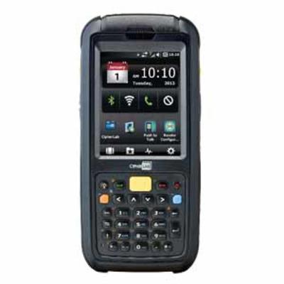 CipherLab CP60 - numeric PDA - Zwart