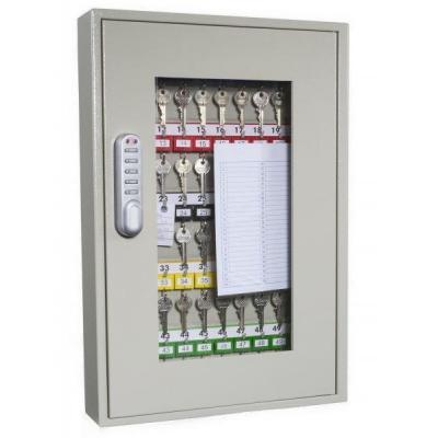 Phoenix sleutelkast: Clear View Key Cabinet - Grijs