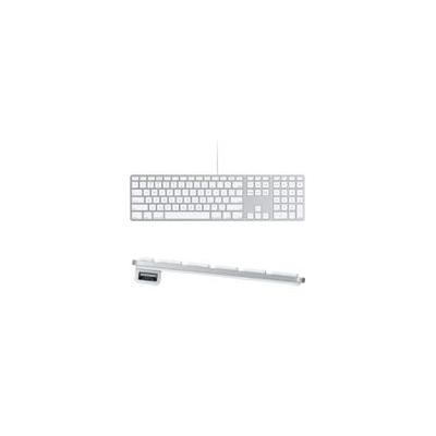 Apple toetsenbord: Keyboard - Wit (Refurbished LG), QWERTY