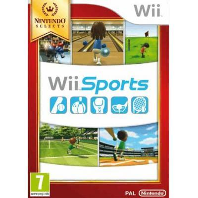 Nintendo game: Wii Sports