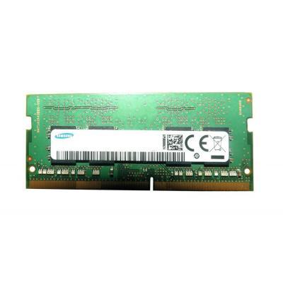 Samsung RAM-geheugen: 4GB DDR4, 2666 MHz, CL19, 1.2V - Zwart, Groen