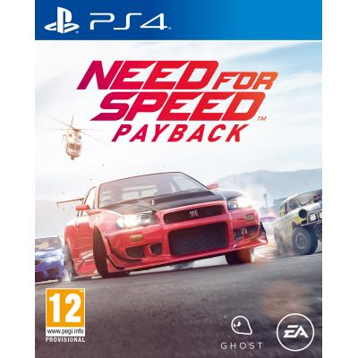 Electronic arts game: Need for Speed: Payback  PS4