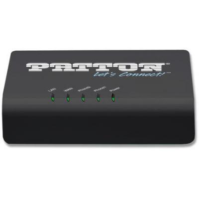 Patton SmartNode 102 Gateway - Zwart