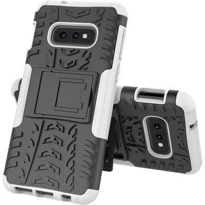 CoreParts MOBX-COVER-S10E-SM-G970-W Mobile phone case - Wit