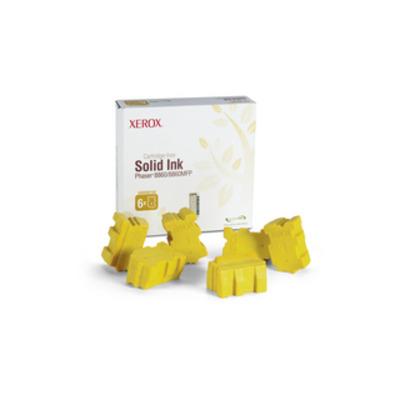 Xerox Genuine ® Solid Ink, Yellow Inktcartridge - Geel
