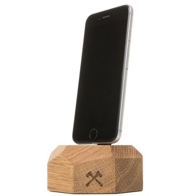 Woodcessories EcoDock Mobile device dock station - Eiken
