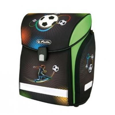 Herlitz : Midi Plus Soccer - Multi kleuren