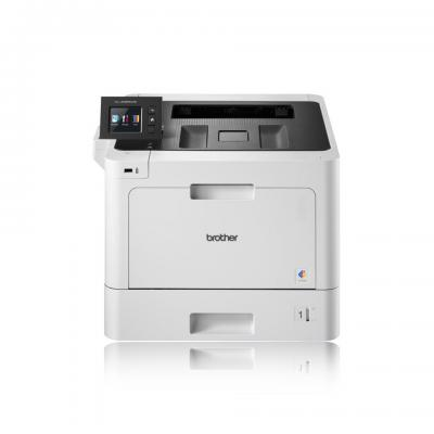 Brother laserprinter: Netwerk Kleurenlaserprinter 31 ppm HL-L8360CDW - Grijs