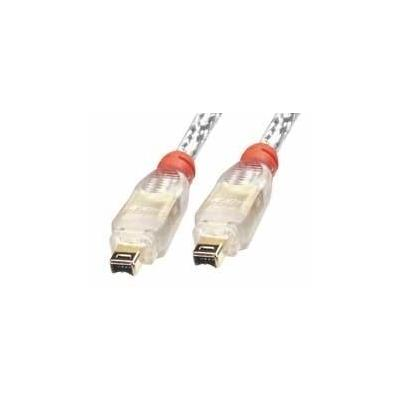 Lindy fireware kabel: Premium FireWire Cable 4/4, 2m
