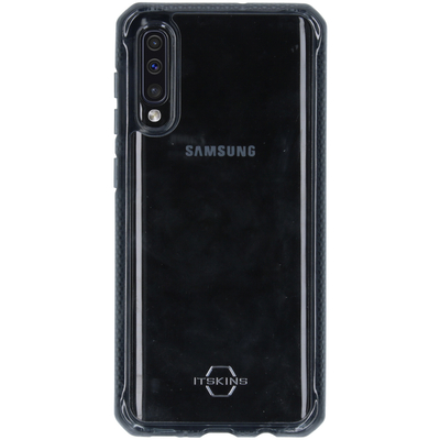 ITSKINS Hybrid MKII Backcover Samsung Galaxy A50 / A30s - Zwart - Zwart / Black Mobile phone case