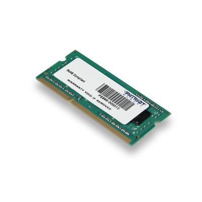 Patriot Memory 4GB DDR3-1600 RAM-geheugen