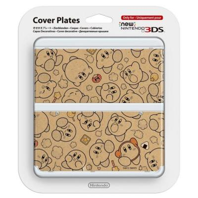 Nintendo portable game console case: New 3DS Cover 021 - Bruin