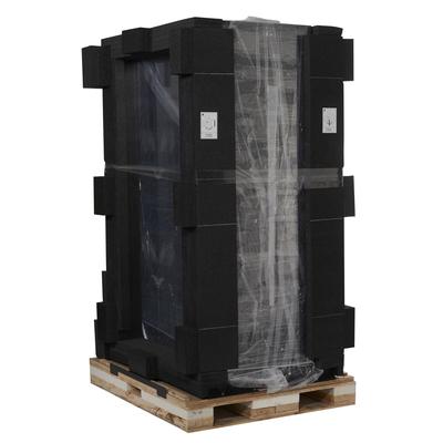 """APC NetShelter SX 42U 600mm(b) x 1070mm(d) 19"""" IT, behuizing met zijpanelen, zwart, Shock Packaging Rack"""