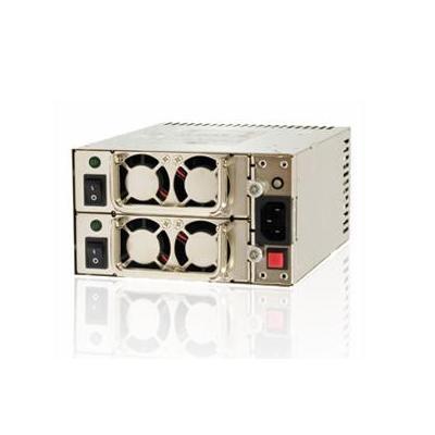 Chieftec MRT-6320P, 2 x 320W Power supply unit - Zilver