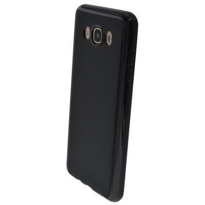 Mobiparts Classic TPU Case Samsung Galaxy J7 (2016) Black Mobile phone case - Zwart