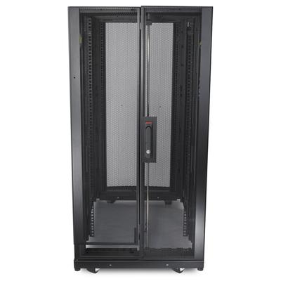 """APC NetShelter SX 24U 600mm(b) x 1070mm(d) 19"""" IT, behuizing met zijkanten Rack - Zwart"""
