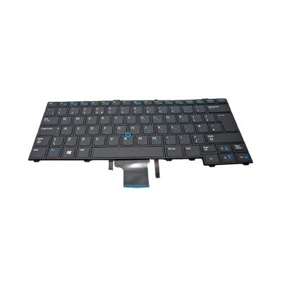 Dell notebook reserve-onderdeel: Keyboard (ENGLISH) - Zwart