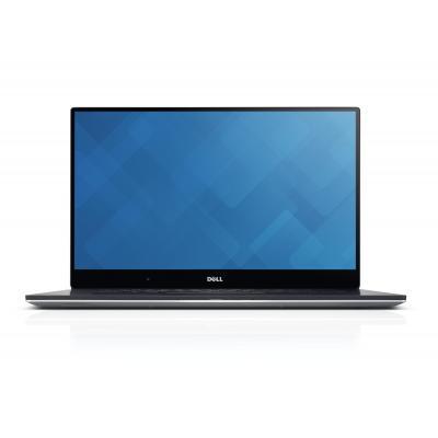 Dell laptop: XPS 9560 - Core i7 - 16GB - 512GB - Zwart, Zilver