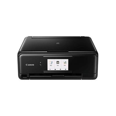 Canon PIXMA TS8150 multifunctional - Zwart, Cyaan, Magenta, Foto zwart, Zwart Pigment, Geel
