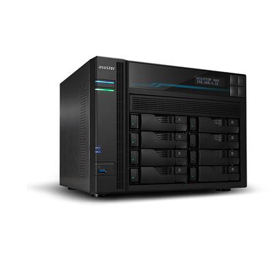 Asustor AS6508T, Intel Atom C3538, 8GB DDR4, 4GB eMMC, 8x SATA III, 2x M.2, USB 3.2, 10G RJ-45, 250W PSU, .....