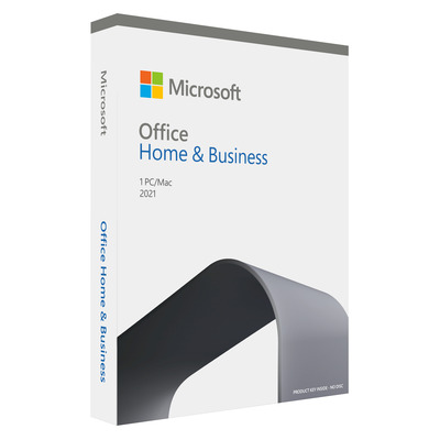 Microsoft Office 2021 Home & Business (ENG) Software suite