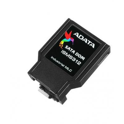 Adata SSD: ISMS312 - Zwart