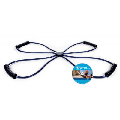 Gaiam fitness, gymnastiek & gewichtstraining: Gaiam, Coreplus Reformer Cord Kit (Grijs)