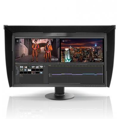 "Eizo monitor: ColorEdge CG318-4K monitor (31.1 "")  - Zwart"