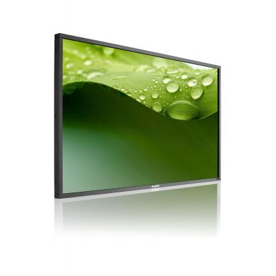 Philips public display: Signage Solutions E-Line-scherm - Zwart