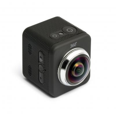 Technaxx actiesport camera: TX-96 - Zwart