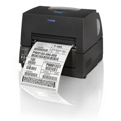 Citizen CL-S6621 Labelprinter - Zwart