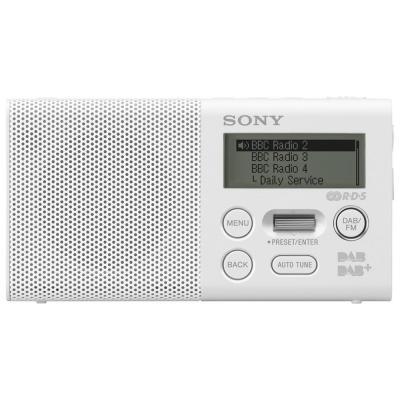 Sony radio: XDR-P1DBP - Wit