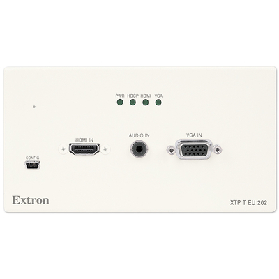 Extron XTP T EU 202 AV extender